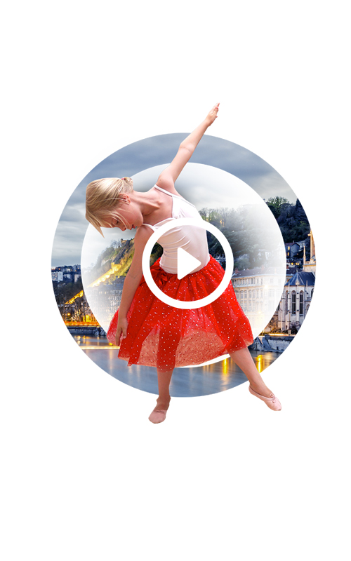 Intervenant : Lyon Arts Dance Center Eveil enfant
