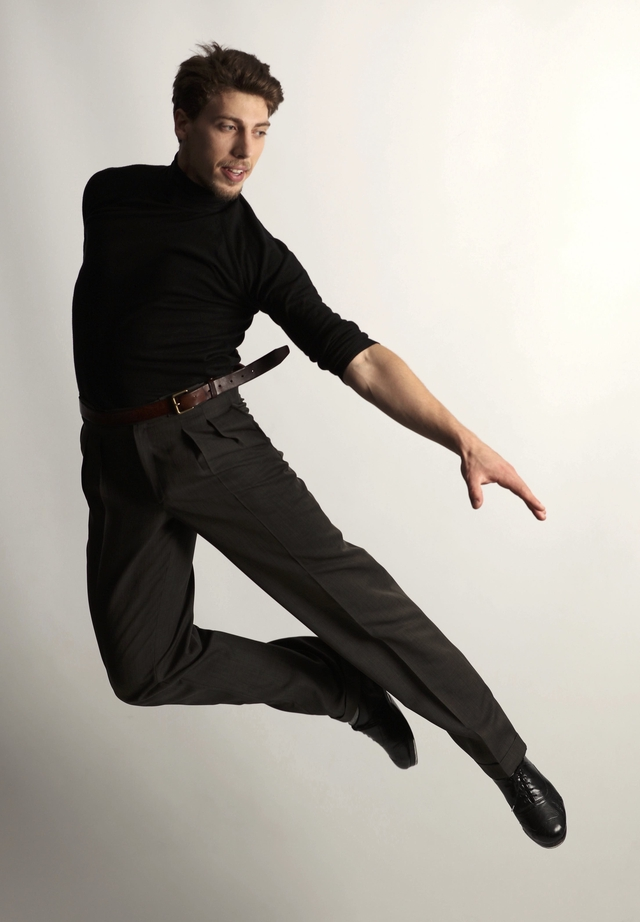 Lyon arts dance center - Romain RACHLINE