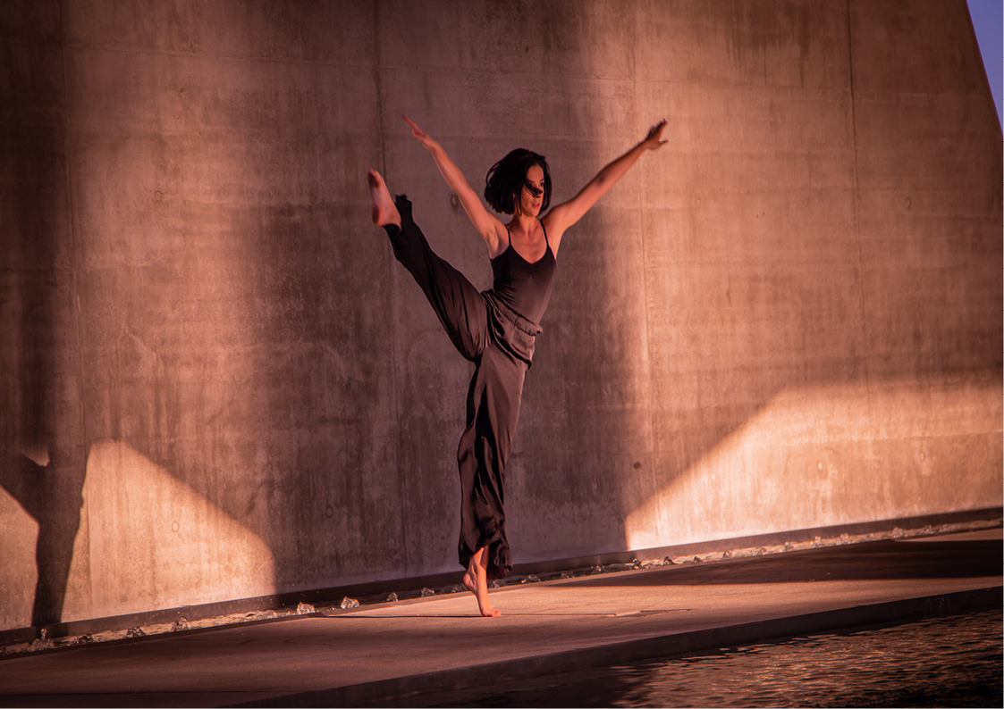 Lyon arts dance center - Agathe RAIMONDI